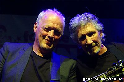 David Gilmour & Roger Waters 10.07.2010